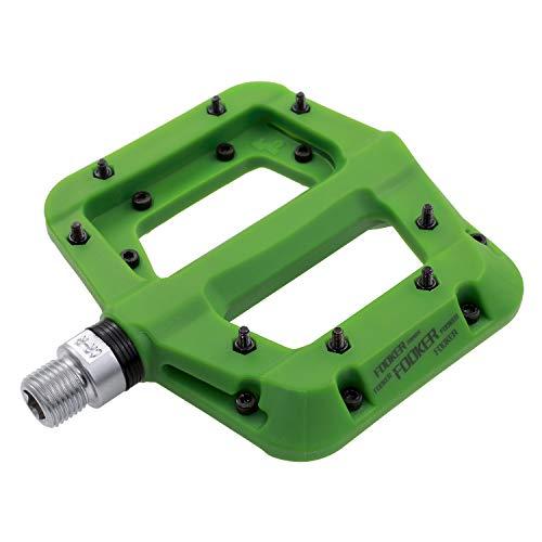 FOOKER MTB Pedals Mountain Bike Pedals 3 Bearing Non-Slip Lightweight