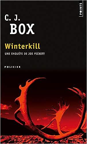 Winterkill - C. j. Box sur Bookys
