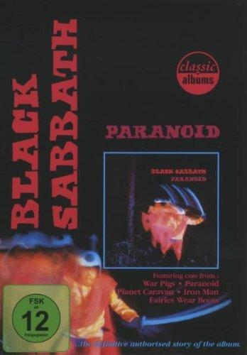 classic albums paranoid - 5