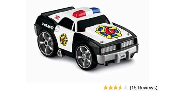 Cars To Go >> Shake Go Racers Police Car