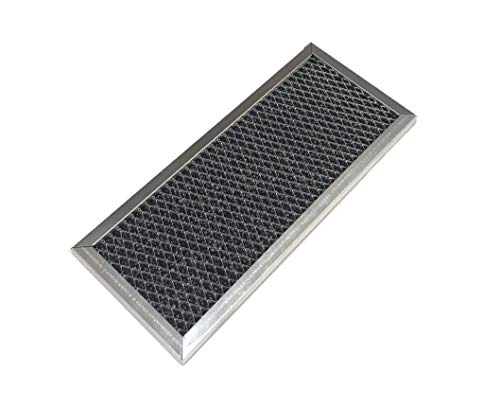 OEM Samsung Microwave CHARCOAL Filter Shipped With ME18H704SFB, ME18H704SFB/AA, ME18H704SFB/AC, ME18H704SFG, ME18H704SFG/AA, ()
