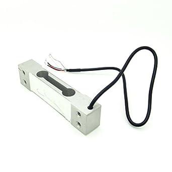50 kg plataforma escala Sensor Sensor de ponderación célula de carga sensor para equilibrio electrónico