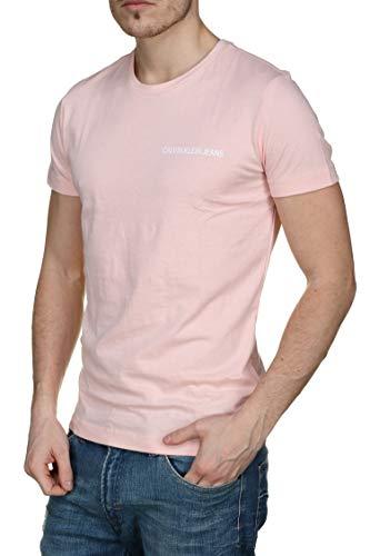 Institute Formato Tee Shirt 636 Strawberry Xl Calvin Klein Cream J30j307852 Chest colore wZqaxnX5zH
