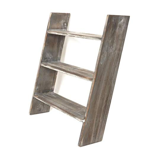 Jcook Home Decor Wooden Ladder (Style 2)