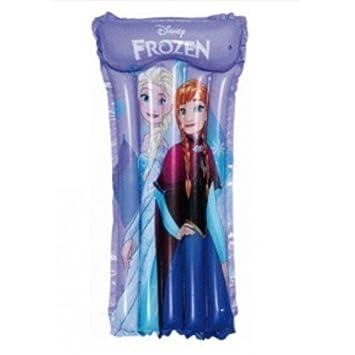Disney Frozen Colchón Inflable: Amazon.es: Juguetes y juegos