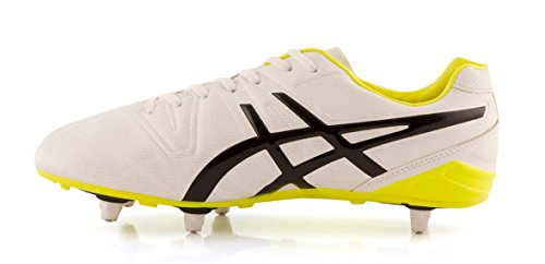 Match ST Rugby Boots - White/Black White
