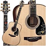 Takamine T50Th 50Th Anniversary Acoustic Electric Guitar With Hardshell Case