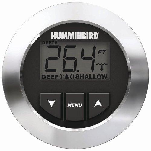 Humminbird Hdr 650 Black White And Chrome Bezels (Part #407860-1 By Humminbird)