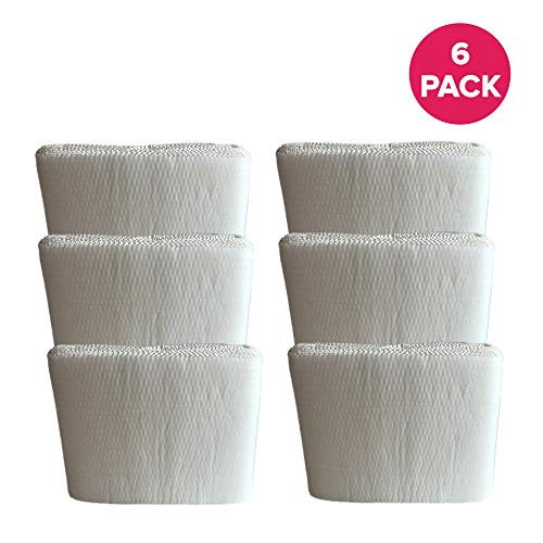 - Think Crucial 6 Replacements for Honeywell HC-14 Humidifier Filter, Fits HCM3500, HM3600 and HCM-6000, Compatible with Part HC14