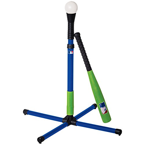 Franklin Sports MLB XT Youth Batting Tee Foam Set