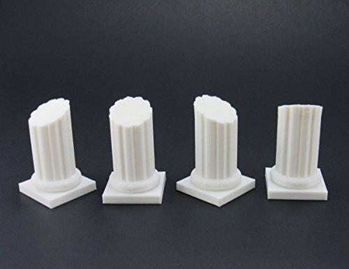 EnderToys Pillars, Terrain Scenery for Tabletop 28mm - Import It All