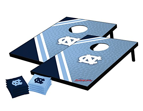NCAA College North Carolina Tar Heels Tailgate Toss Bean Bag Game Set, 36