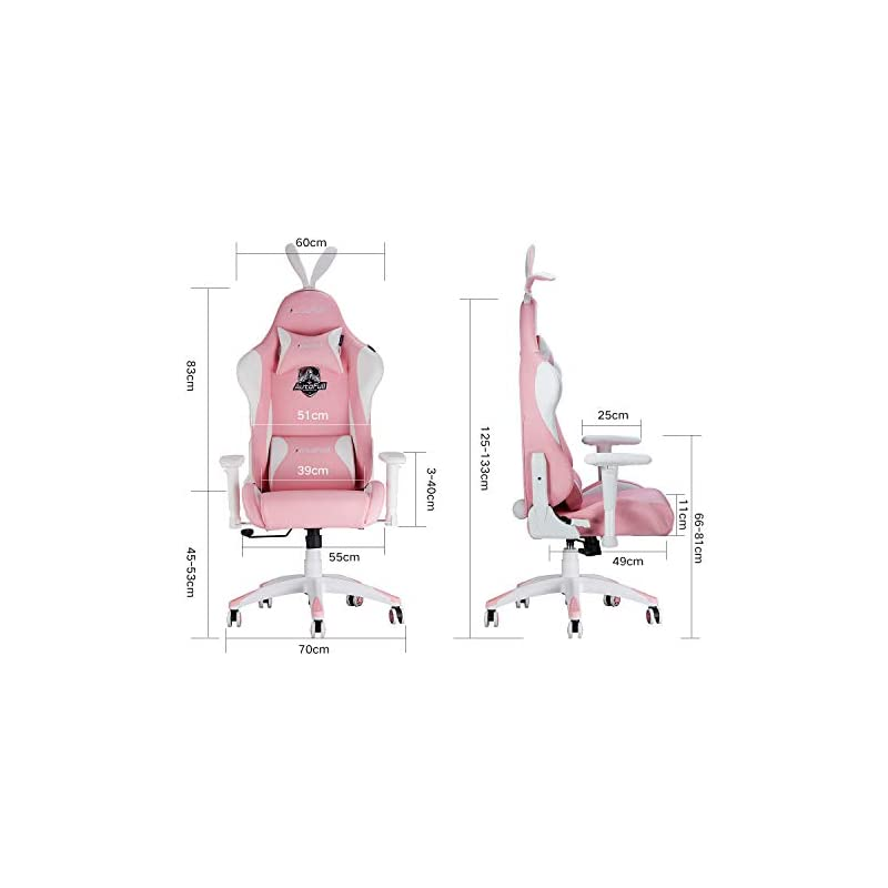 Best Pink Gaming Chairs Under $300 Autofill Review