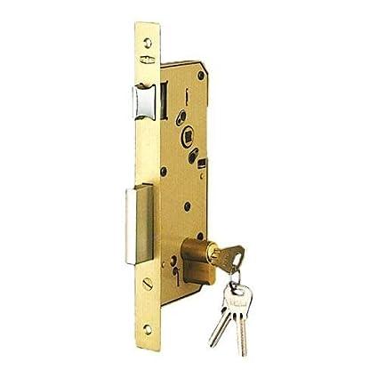 Ucem - Cerradura Embutir 5255 Hl 60