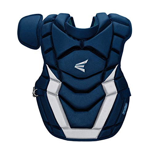 Easton Gametime Catcher's Chest ProtectorTRUE, Navy/Silver
