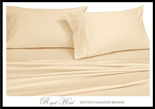 Full / Queen Ivory Silky Soft Rayon from Bamboo Duvet Covers 100% Viscose from Bamboo Duvet Cover Sets