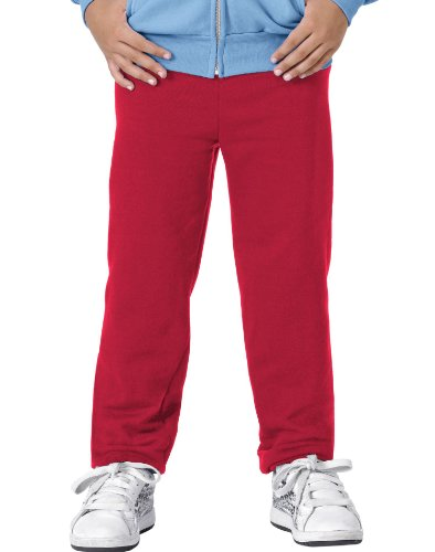 Hanes ComfortBlend Youth Fleece Pant - 7.8 oz, L-Deep Royal