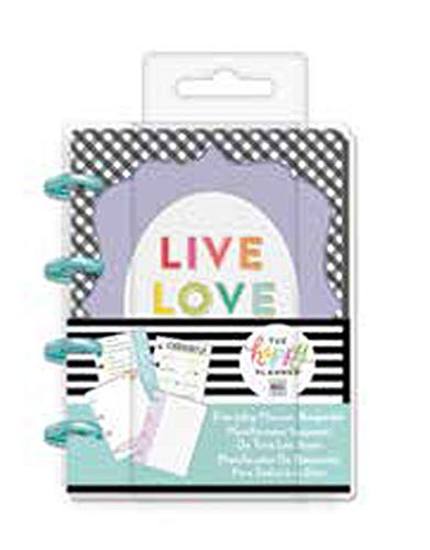 (me & My Big Ideas The Happy Planner: Live Love Everyday Planner Keepsake (Pocket Size PLK-65))