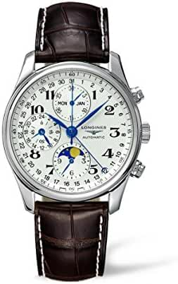 Longines Master Collection Chronograph Men's Watch L26734783 by Longines