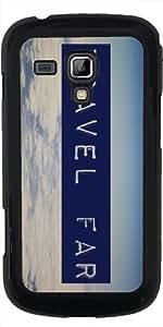 Funda para Samsung Galaxy Trend S7560 - Viajar Lejos En El Cielo by Tara Yarte Photography & Design