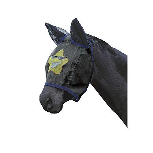 Roma Face Fly Mask (Pony) (Star Face) ()