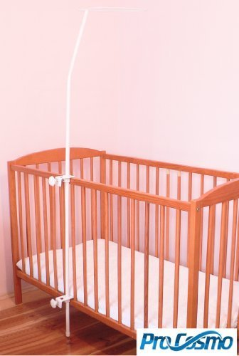 Canopy drape holder/ stand attachable to cot u0026 cot bed by Pro Cosmo  sc 1 st  Amazon.com & Amazon.com : Canopy drape holder/ stand attachable to cot u0026 cot ...