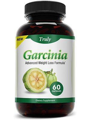 Truly Garcinia- Garcinia Cambogia- Ultra Premium Weight Management Formula-Natural And Potent Weight Loss Pills For Men And Women – Burn Belly Fat – Metabolism Booster – Powerful Antioxidant