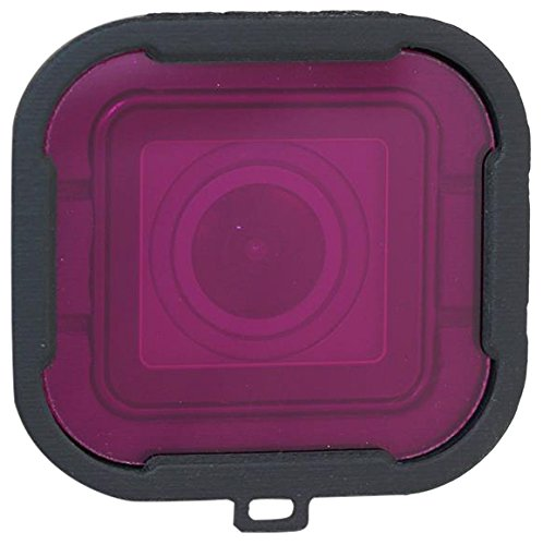 PolarPro Magenta Filter-Green Water-For GoPro Hero4 Standard Housing by Polar Pro Filters