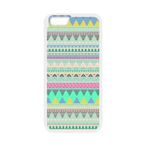 Pharrel Pattern 5 Case For iPhone 6 Plus Girl, Iphone 6 Plus Case For Women For Men With White by patoner