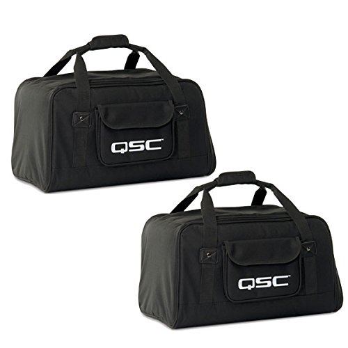 QSC K10 Speaker Bag Pair by QSC