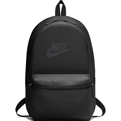 NIKE Heritage Backpack, Black/Black/Anthracite, One ()