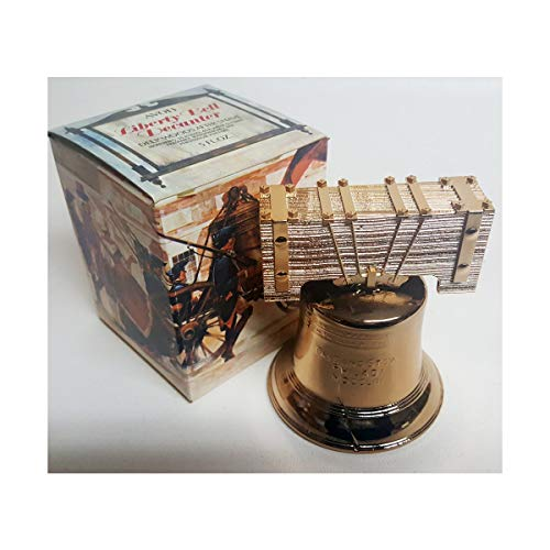 Avon Liberty Bell Decanter Deep Woods After Shave 5 fl. oz.