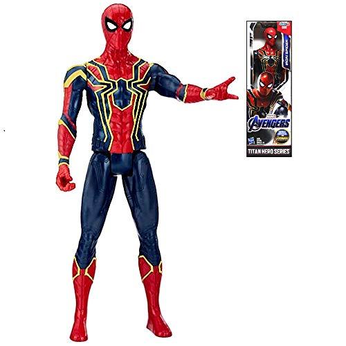 (Titan Hero Series Iron Spider Avengers Endgame 12