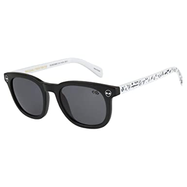 e1a837ba48 Óculos de Sol Infantil Chilli Beans Preto 0559 OC.KD.0559.0101 P ...