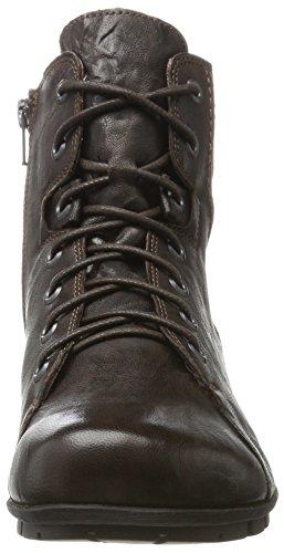 41 Donna Desert Marrone Think Menscha Espresso Boots Stivali wPRxgn0qzA