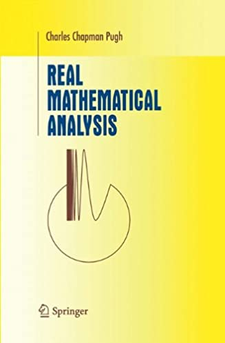 real mathematical analysis undergraduate texts in mathematics rh amazon com Pugh Matrix Risk Pugh Template