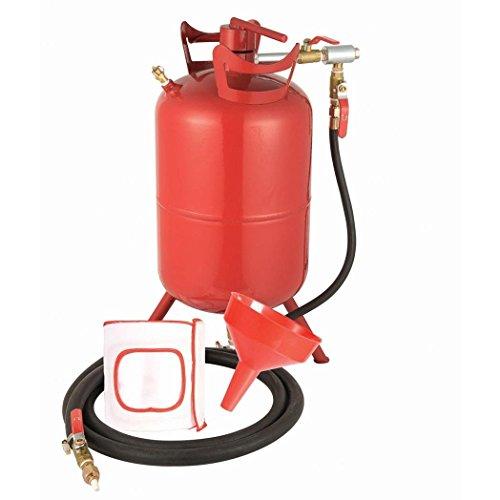 20 lb. Pressurized Abrasive Blaster