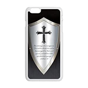 Generic mobile Phone Cases Cover For Apple iPhone 6 Plus case Bible Verse Design Durable Plastic Cell Phone Protective Skin Personalized Pattern Shell