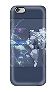 Anti-scratch And Shatterproof Ghost In The Shell Phone Case For Iphone 6 Plus/ High Quality Tpu Case