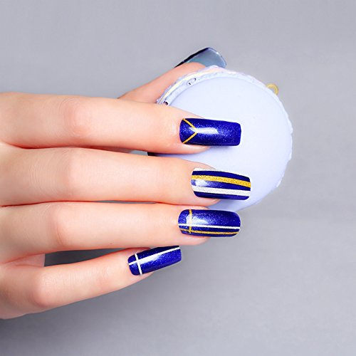 chic Nail Art Supplies 26 Rolls Glitter Sparkle Washi