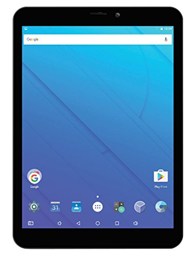 """Ematic EGQ180 7.8"""" HD Quad-Core Tablet with android 6.0, Marshmallow"""