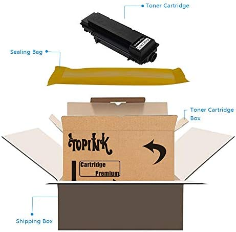 370QB012 7000 Page Yield TK-18CS AIM Compatible Replacement for Copystar CS-1500//1820 Toner Cartridge - Generic