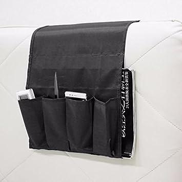 Bolsa organizadora colgante con bolsillos de almacenamiento para el sillón, sofá o butaca de Huplue.: Amazon.es: Hogar