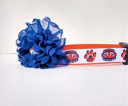 Auburn TigersWar Eagle Dog Collar 2 Designs
