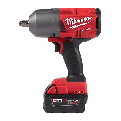 Milwaukee Electric Tool 2767-22 M18 Fuel, Cordless, Lithium-Ion, 1/2'' High-Torque Impact Wrench