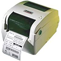 TSC 99-033A002-11LF America Barcode Printer, TTP-343C, 300 Dpi, Direct Thermal, Transfer, 8MB Dram, 2MB Flash, Ethernet, USB, Serial, Parallel, Cutter