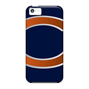 Premium Protection Chicago Bears Case Cover For Iphone 5c- Retail Packaging