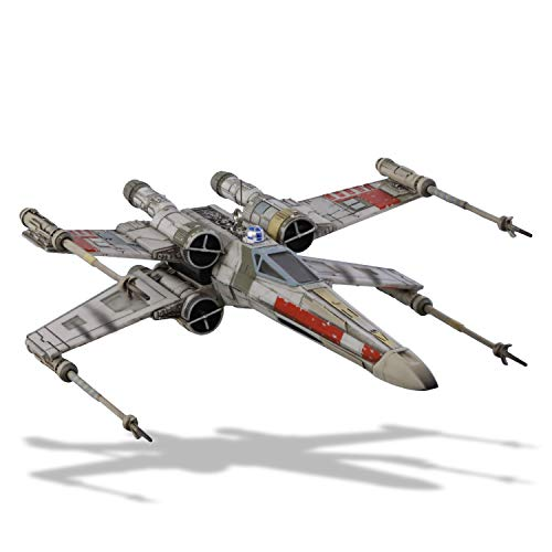 Hallmark Keepsake Christmas 2019 Year Dated, Star Wars X-Wing Starfighter Ornament with Light and Sound ()