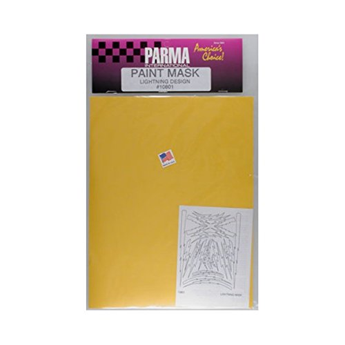 Parma 10801 Lightning Paint Mask ()