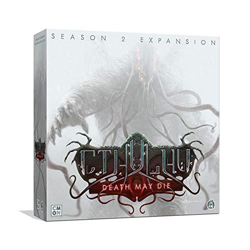 CMON Death May Die Season 2, (Model: DMD002)